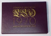 1970  S D PRE DECIMAL COINAGE OF GREAT BRITAIN & NORTHERN IR