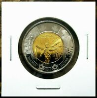 CANADA 2014 WAIT FOR ME DADDY TOONIE BU FROM MINT ROLL