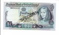 IRELAND   NORTHERN PROVINCIAL BANK OF IRELAND LTD.   5 POUND