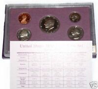 US MINT PROOF SET UNCIRCULATED 1989