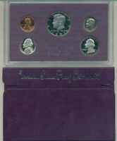 1987 S UNITED STATES PROOF SET ORIGINAL BOX
