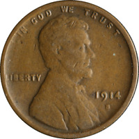 1914-S LINCOLN CENT GREAT DEALS FROM THE TECC BARGAIN BIN