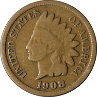 1908-S INDIAN CENT GREAT DEALS FROM THE TECC BARGAIN BIN
