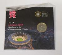 STILL IN UNOPENED SEALED PACKAGING LONDON 2012 OLYMPIC HANDO
