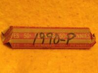 1990 LINCOLN CENT ROLL