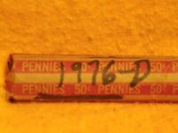 1976 D LINCOLN CENT ROLL