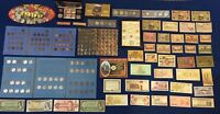 HUGE CANADA & US & WORLD COIN & BANKNOTE ESTATE LOT. INCL. S