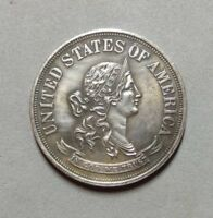 COIN 50 CENTS 1869 US