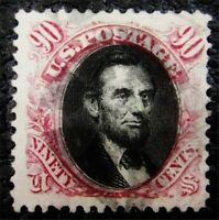 NYSTAMPS US STAMP  122 USED $2100