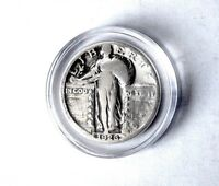 1926 S STANDING LIBERTY QUARTER VF 90 SILVER COLLECTIBLE GIFT IDEA 1916-30Q5