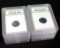 10 SLABBED ANCIENT ROMAN CONSTANTINE THE GREAT COINS NICE QU