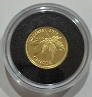 CANADA 2017 50 CENT THE SILVER MAPLE LEAF GOLD COIN