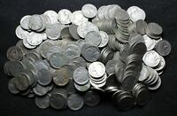 BUFFALO NICKEL 5C LOT OF APPROXIMATELY 310 TOTAL OF 3LBS 6.5