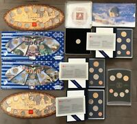 COLLECTION OF ROYAL CANADIAN MINT COIN SETS   SPECIMEN PROOF