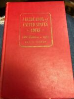 1965 18TH EDITION GUIDE BOOK OF UNITED STATES COINS THE ACCLAIMED