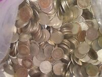 100 MIXED DATE LIBERTY/V NICKELS-CHEAP-