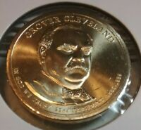 2012 GROVER CLEVELAND FIRST TERM PRESIDENTIAL P&D DOLLARS -BU - UNCIRCULATED