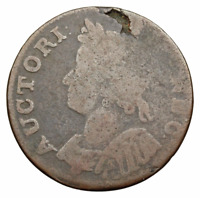PRE FEDERAL STATE COINAGE. CONNECTICUT COPPER 1786. URS 7  3