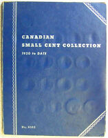 1920 1969 CANADA SMALL CENT COLLECTION 55 COINS INCLUDES VAR