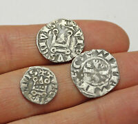 FRANCE. LOT OF 3 SILVER COINS LIST IN DESCRIPTION