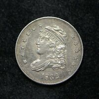 1832 BUST SILVER HALF DIME REALLY  COIN CN6578
