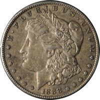 1888-S MORGAN SILVER DOLLAR GREAT DEALS FROM THE EXECUTIVE COIN COMPANY