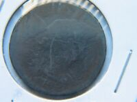 1794 1C LARGE CENT CORRODED