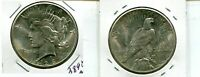 1926 P PEACE  SILVER DOLLAR CHOICE BU 3895M