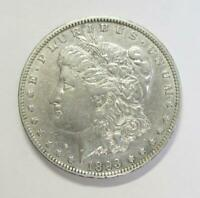 1893 O U.S. SILVER DOLLAR   MORGAN   BETTER GRADE   LOWER MI