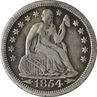 1854-O SEATED LIBERTY DIME GREAT DEALS FROM THE EXECUTIVE COIN COMPANY