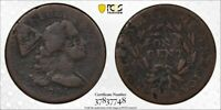 1794 HEAD OF 1794 PCGS G DETAIL ENVIRONMENTAL DAMAGE LARGE C