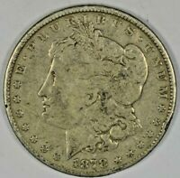 1878 REV OF '79 SILVER MORGAN DOLLAR B641.3