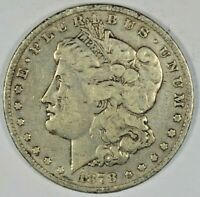 1878 SILVER MORGAN DOLLAR B641.4