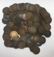 CANADA 1 LARGE CENT PENNY LOT COIN COLLECTION EDWARD VII  13