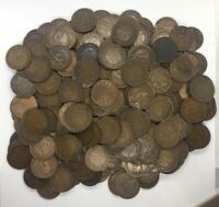 CANADA 1 LARGE CENT PENNY LOT COIN COLLECTION GEORGE V  314