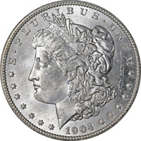 1904-O MORGAN SILVER DOLLAR GREAT DEALS FROM THE EXECUTIVE COIN COMPANY