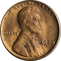1929-S LINCOLN CENT GREAT DEALS FROM THE EXECUTIVE COIN COMPANY - BBSC22270