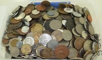 JOB LOT GENUINELY UNSORTED WORLD COINS APPROX 6.8 KILOS. 16