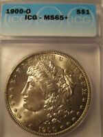 1900-O MORGAN SILVER DOLLARICG MINT STATE 65