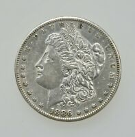 UNITED STATES 1886-S MORGAN SILVER DOLLAR IN  EXTRA FINE  CONDITION SILVER INVESTMENT