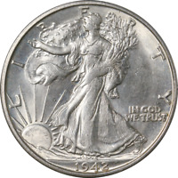 1942-S WALKING LIBERTY HALF GREAT DEALS FROM EXECUTIVE COIN COMPANY - BBHW9061