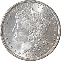 1880-P MORGAN SILVER DOLLAR GREAT DEALS FROM THE EXECUTIVE COIN COMPANY