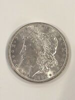 1887 P MORGAN SILVER DOLLAR - UNC