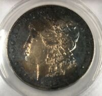1892-S MORGAN SILVER DOLLAR ANACS EXTRA FINE  40 DETAILS - G183