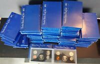 88 FIVE COIN PROOF SETS & FREE SHIPPING 74 X 1971 S AND 14 X