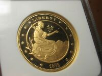 1 OUNCE GOLD COIN   NGC  GEM PROOF   STRUCK IN 2006     ITS