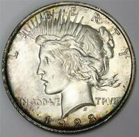 1923 PEACE DOLLAR MINT STATE 64