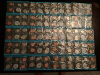 100 MINT SEALED COINS 50TH ANNIVERSARY OF THE 1970 SETS 20 O