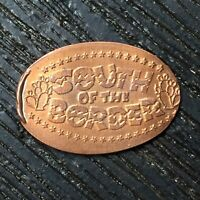DESERT SOUTH OF THE BORDER SMASHED PRESSED ELONGATED PENNY P447