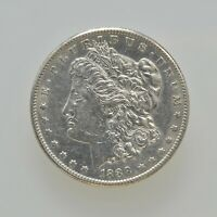 1888-S SILVER MORGAN DOLLAR - BETTER KEY DATE IN EXTRA FINE  CONDITION